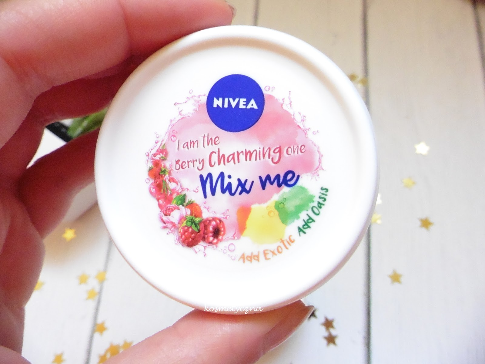 kolorowe-kremy-nivea, nivea-soft-mix-me, nivea-letnie-kremy, nivea-krem-nawilzajacy