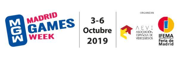 Galería fotográfica de la Madrid Game Week 2019