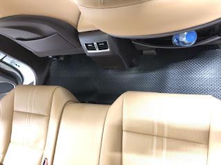 Thảm lót sàn Lexus Rx350L 2019 bản 7 chỗ