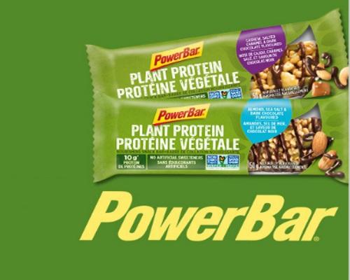 Chickadvisor PowerBar Plant Protein snack bar Campaign