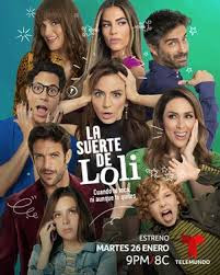 telenovela La Suerte De Loli