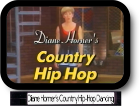 Diane Horner's Country Hip-Hop Dancing