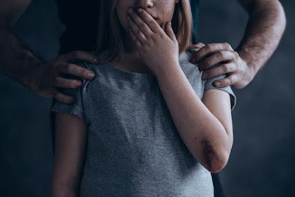 VIRAL Rekaman CCTV Aksi Pedofilia pada Gadis Kecil di Supermarket