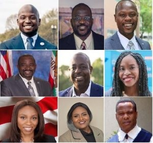 Nine Nigerians contesting in Tuesday's US elections