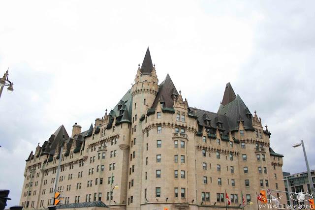 My Travel Background : 4 jours au Canada, Ottawa