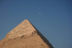 Πυραμίδα: Μια ελληνική λέξη με μυστηριώδη σημασία