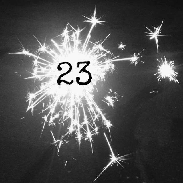 23 Gifts For My Boyfriend S 23rd Birthday: My Favorite Things: 23: Birthday Festivities