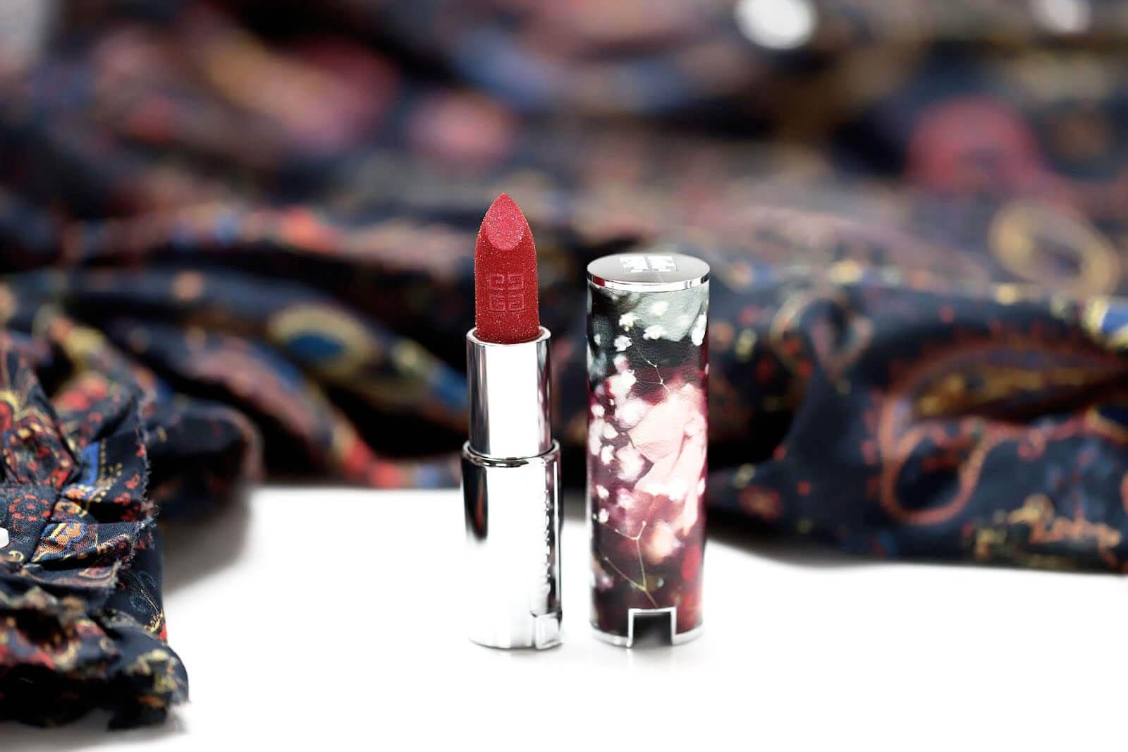 Givenchy Le Rouge Sparkling Poppy Avis