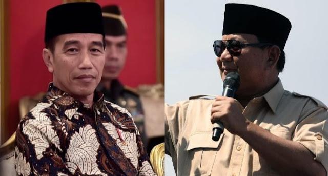 UPDATE Real Count KPU Rabu Pagi, Jokowi Ungguli Prabowo 10,7 Juta Suara