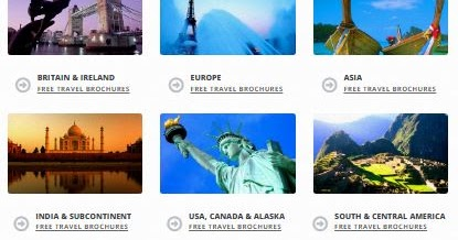 Traveller: Travel News and Stories: Free Travel Brochures
