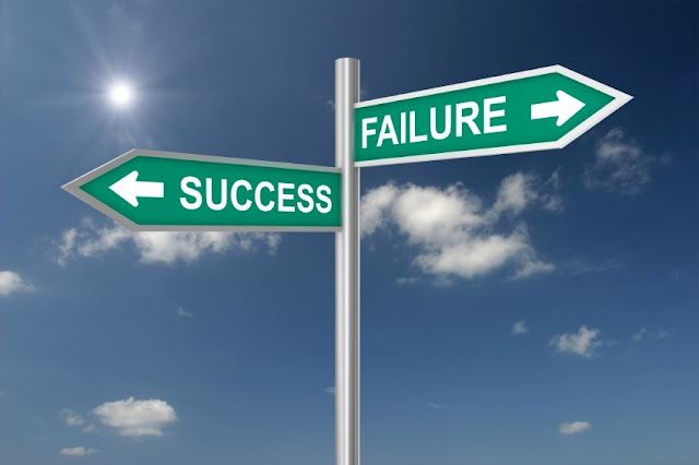 Kegagalan Vs Kesuksesan