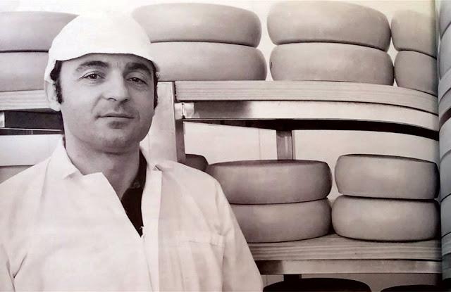Γιώργος Ρόζης: Η τυροκόµηση στα ορεινά της Αργολίδας σε επίπεδο γαστρονομικής τέχνης