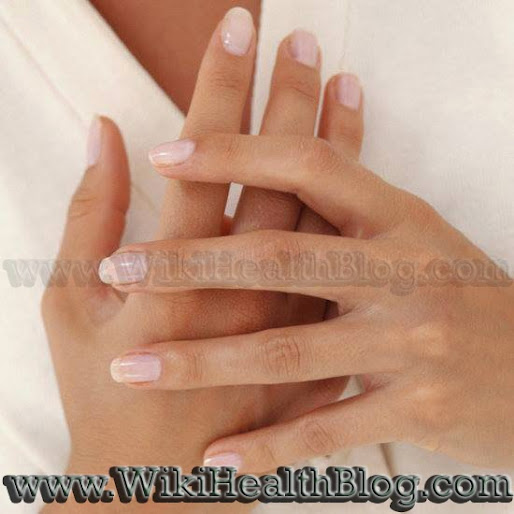 Secrets nails reveal about your health : WikiHealthBlog