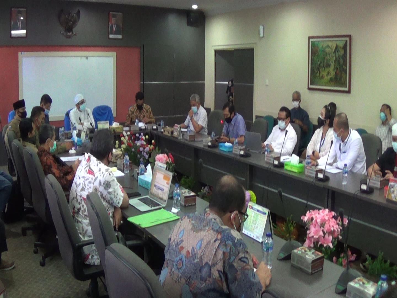 Pimpinan DPRD Batam Pertanyakan Pengoperasian SPAM Dilakukan PT Moya Indonesia, Ini Alasannya