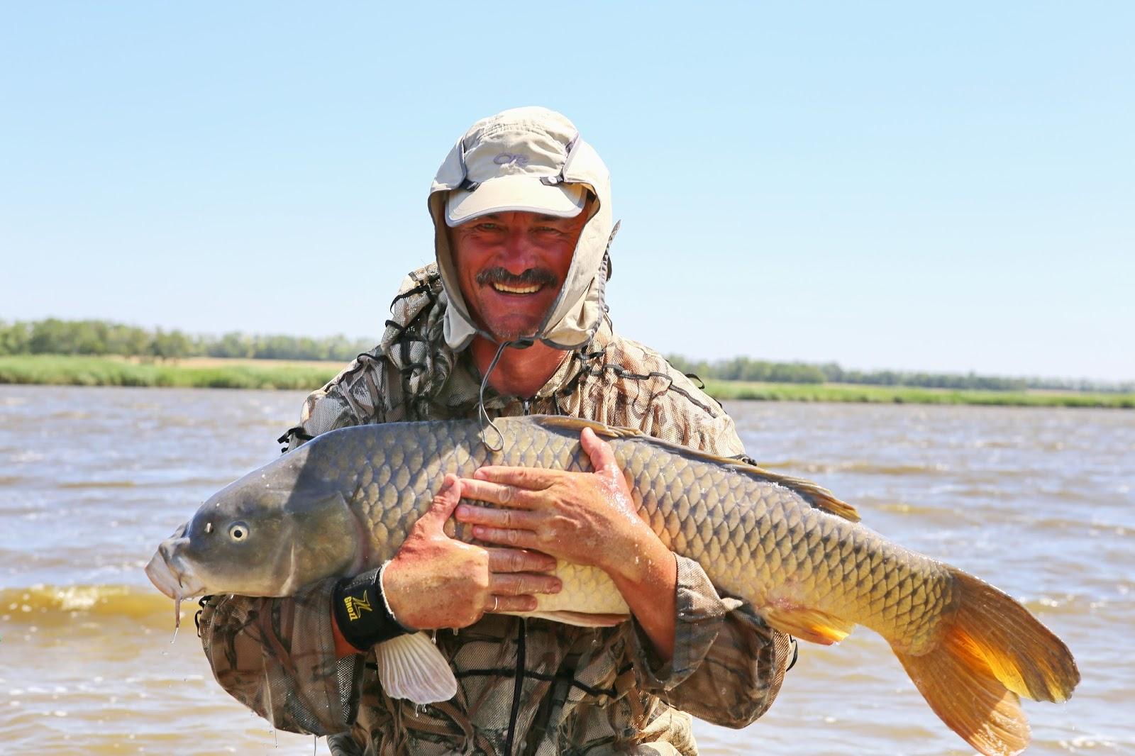 Чемпионка по рыбной ловле