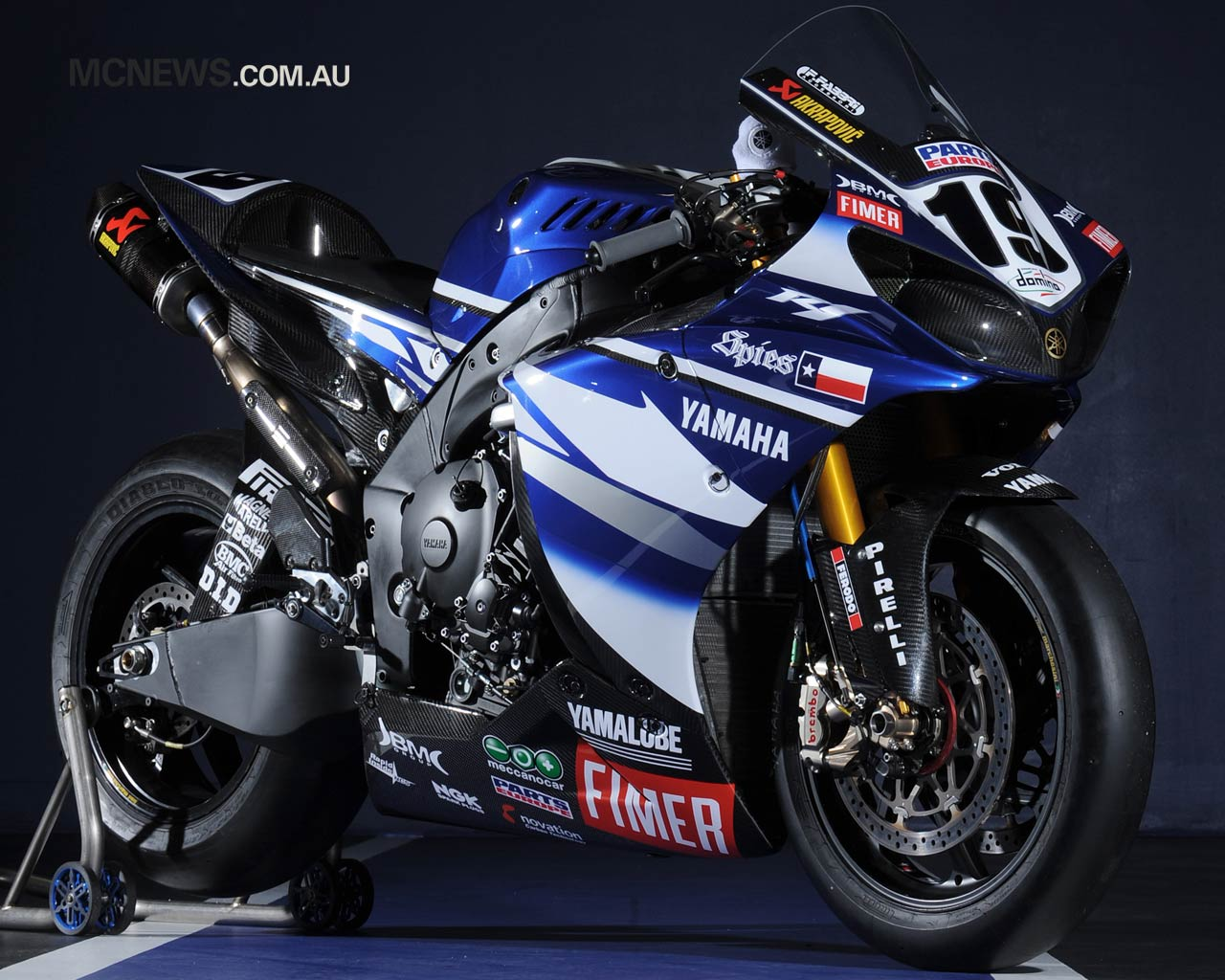 Yamaha R Superbike