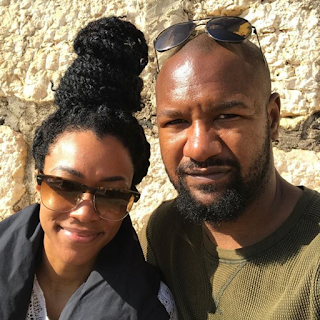 Sonequa Martin-Green Husband Baby Sasha Dies TWD