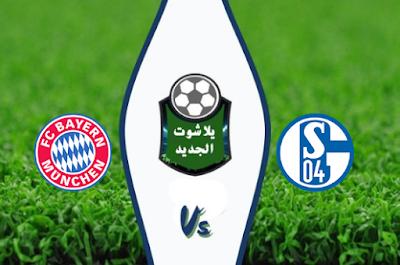 نتيجة مباراة بايرن ميونخ وشالكه بتاريخ 24-08-2019 الدوري الالماني