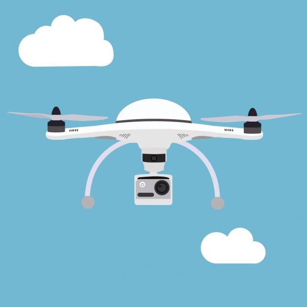 Los Drones Controlan la Población en España por el Coronavirus