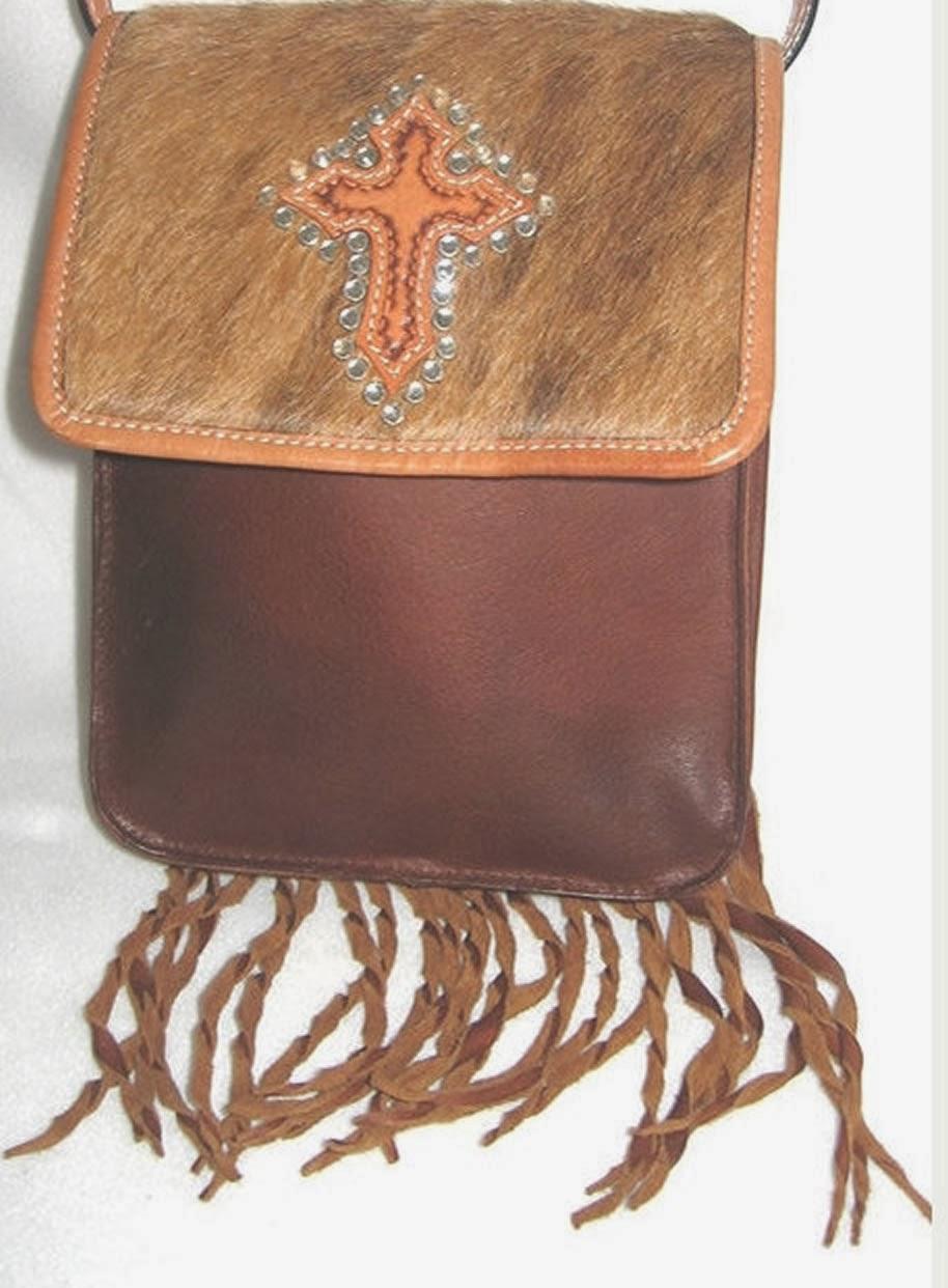 Vintage Montana Silversmith Purse