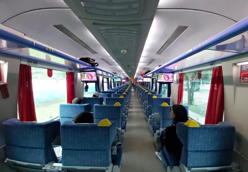 Viagem de Trem Belo Horizonte - Vitória