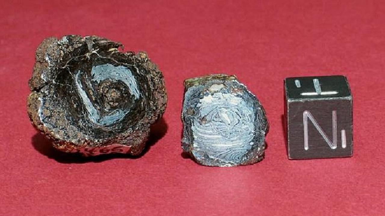 Miles de años atrás, nuestros antepasados usaron «metal extraterrestre» para confeccionar artefactos