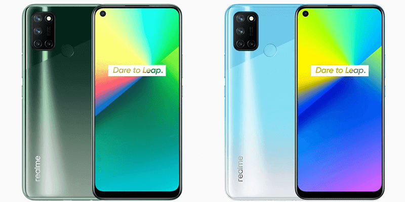 realme 7i with 90Hz screen, SD662, and 64MP cam now official