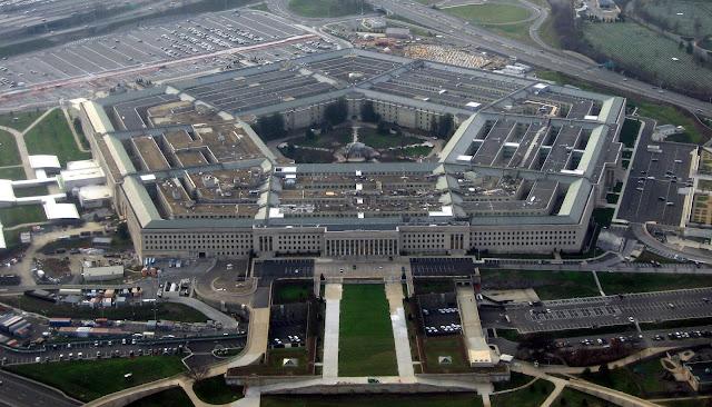 Pentagon releases video of UFO