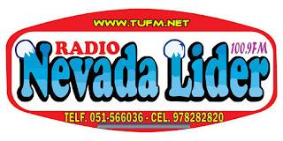 Nevada Lider 100.9 FM Huancane Puno