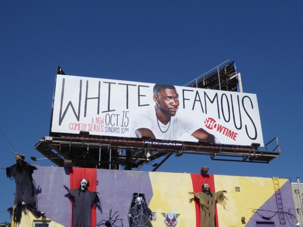 White Famous season 1 billboard