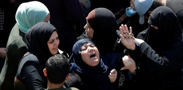 Dua Nelayan Palestina Tertembak Mati, Sang Ibu Salahkan Presiden Mesir: Sisi Kamu Membunuh Dua Putraku!
