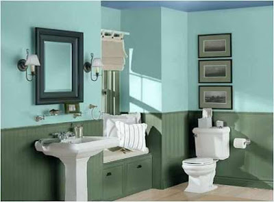 Bathroom Paint Color Ideas Home Depot
