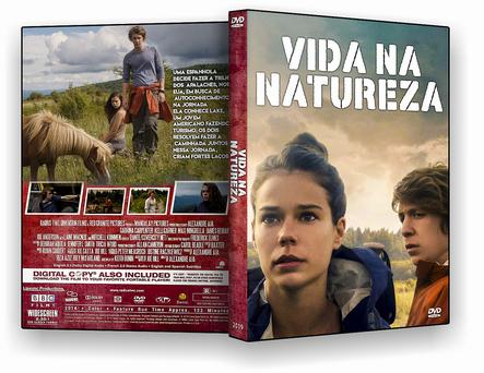 CAPA DVD – Vida Na Natureza – AUTORADO