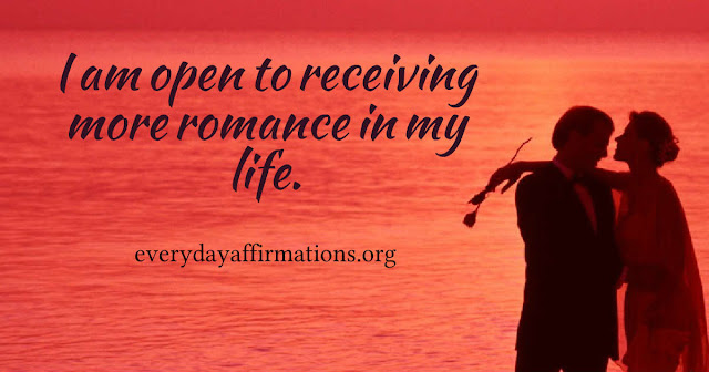 Affirmations for love and romance8