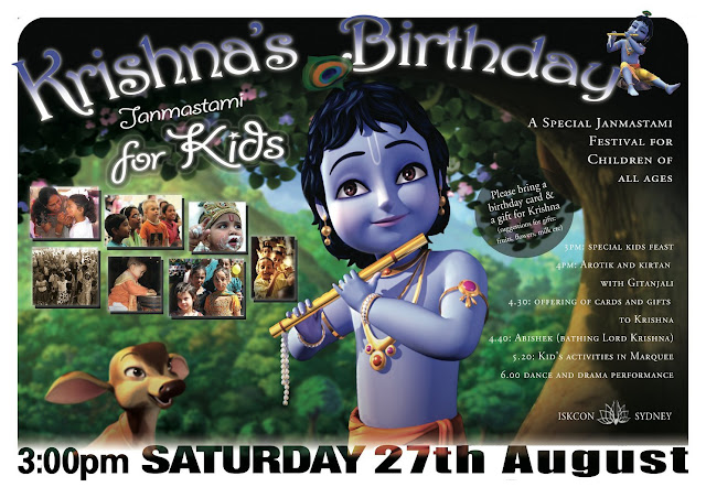 Krishna Birthday Images