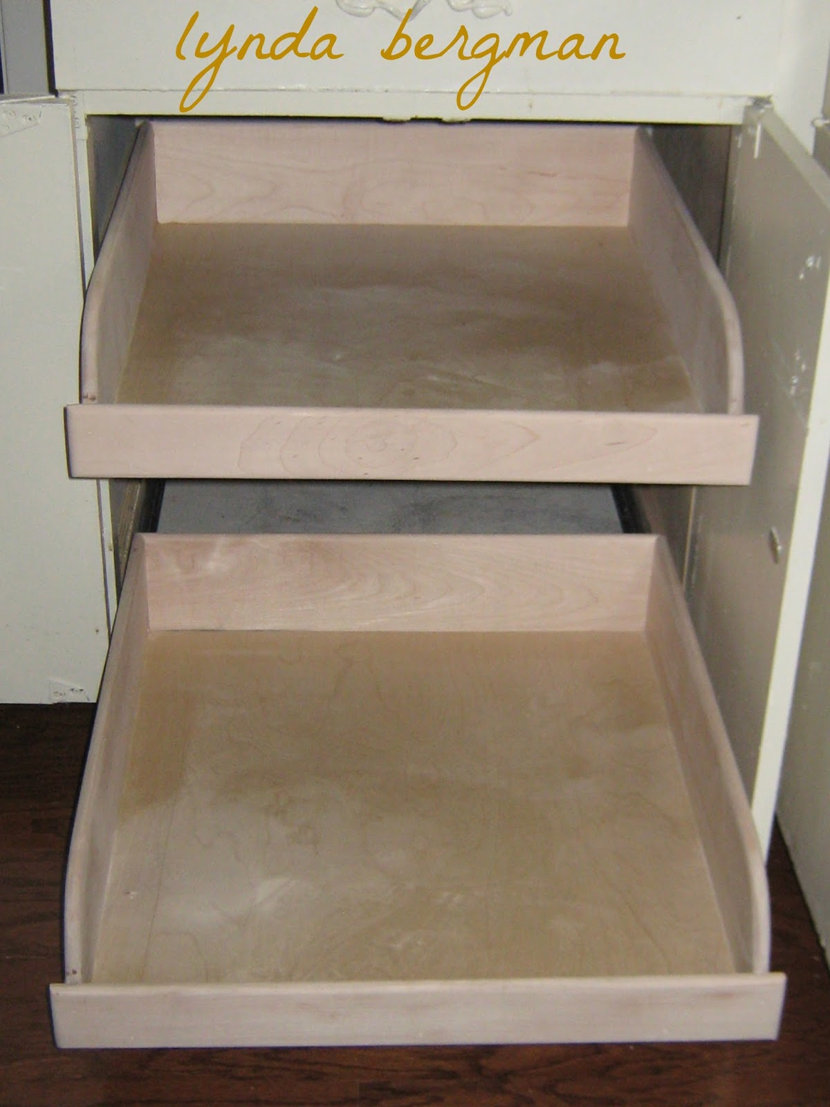 Pull Out CabiDrawer Slides
