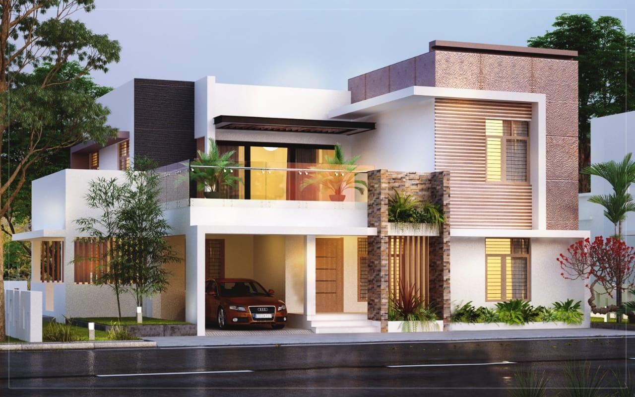 Kerala home design architecture
