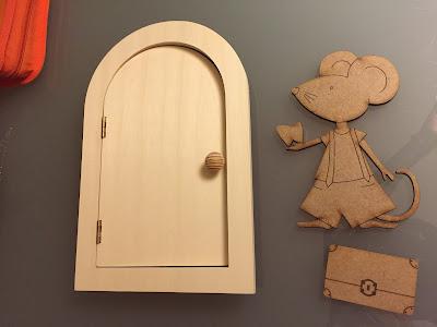 Craftsmode puerta ratoncito p rez - Puerta ratoncito perez el corte ingles ...