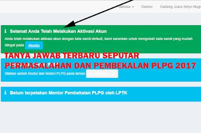 Hasil gambar untuk Tanya Jawab Seputar Pembekalan PLPG 2017 yang Harus Diketahui