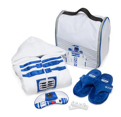 R2-D2 Spa Set: