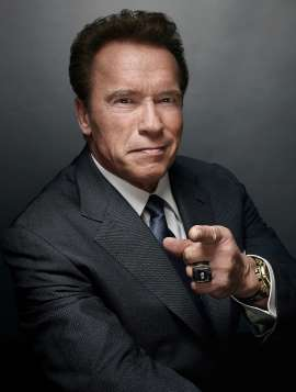 Arnold Schwarzenegger Admits He Struggles with Self Esteem: 'When I Look in the Mirror, I Throw Up'