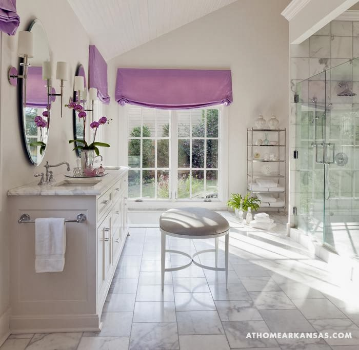 Eye For Design: Decorating With Radiant Orchid