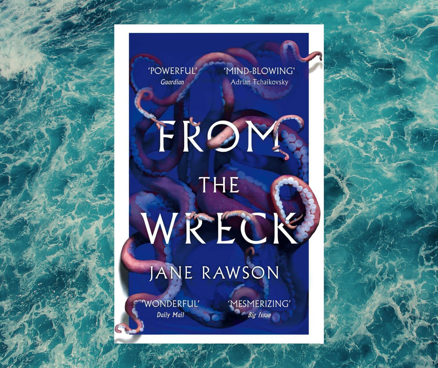 Resenha: From The Wreck, de Jane Rawson