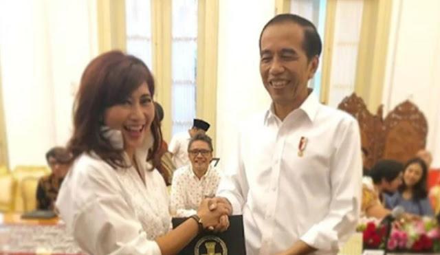 Geram Pemerintahan Anies Difitnah Ike Muti, Demokrat: Artis KW Itu Layak Diseret ke Meja Hijau!