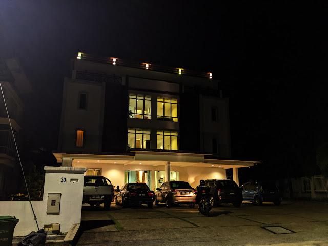 Penginapan Di Kompo Villa Kuantan