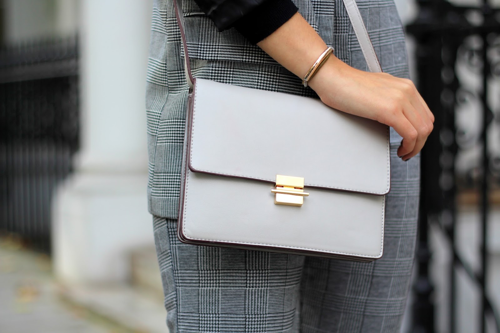 grey bag topshop