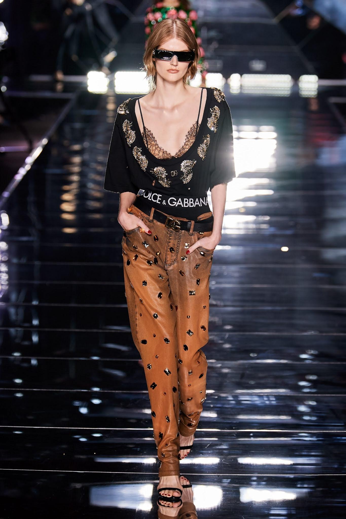 Dolce & Gabbana Spring 2022 Ready-to-Wear Fashion Show