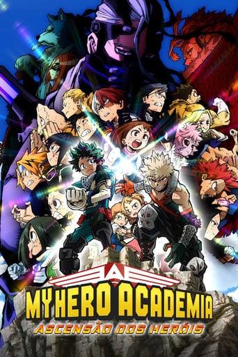 My Hero Academia: O Filme – Ascensão dos Heróis (2019) Download