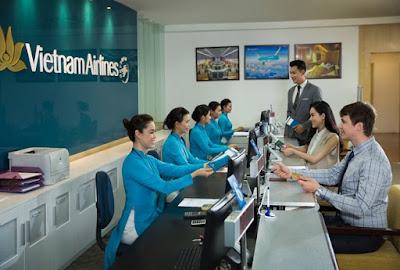 Hành khách nên mua vé máy bay ở đại lý, phòng vé… để tránh trường hợp mua nhầm vé giả.