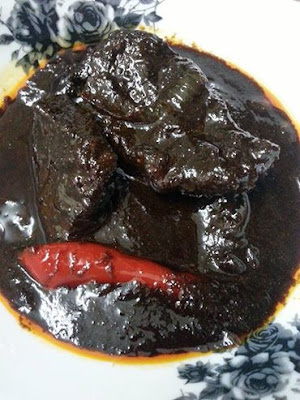 Daging Masak Hitam Salina Kitchen